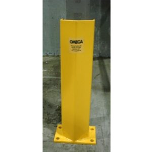 """Rack Upright Protector 3-1/2"""" X 18"""""""