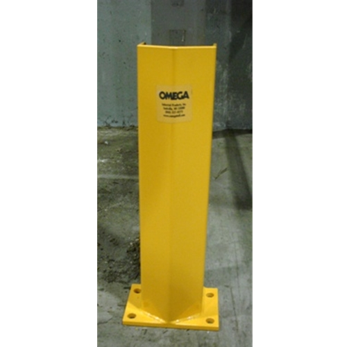 "Rack Upright Protector 3-1/2"" X 18"""