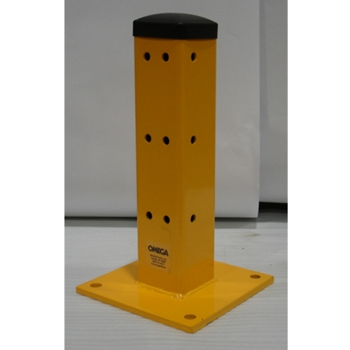 Guardrail Mounting Post - 18""