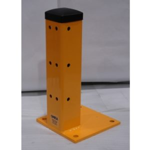 "Guardrail Mounting Post - 18"" Offset Perimeter"