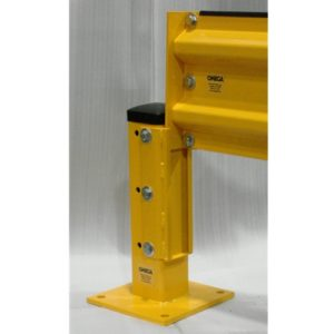 Removable Guardrail Lift Out Assembly