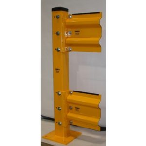 Removable Double Guardrail Lift Out Assembly