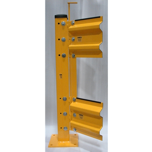 Removable Double Guardrail Gate Assembly
