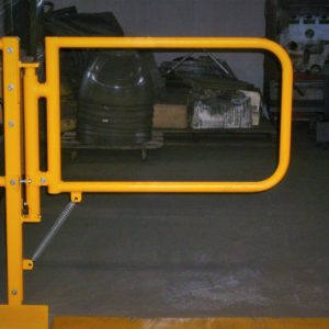 New Gate w-o Kick Plate II